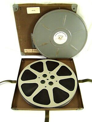 Vintage Rare 1965 Us Open Golf 16Mm Reel Film In Canister And Mailing Case