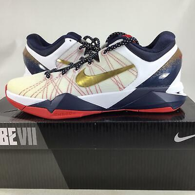 huge discount f72bb 22b51 2012 Nike Zoom Kobe VII (7) System GOLD MEDAL 488371104 Size 9, New