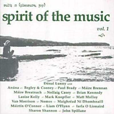 Various Artists : Spirit of the Music Vol. 1 CD Expertly Refurbished Product
