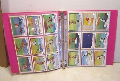 Lot of 93 Upper Deck 1990 Warner Brothers Looney Tunes Collector Cards JJ16
