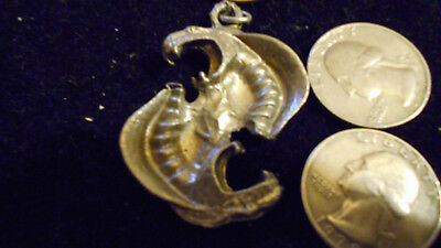 pewter myth egyptian cobra snake legend fashion pendant charm necklace jewelry