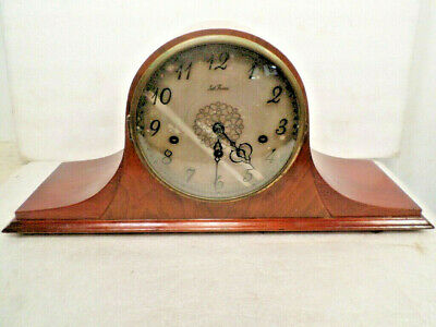 Seth Thomas Mantle Clock With Westminister Chimes On Chime Rods