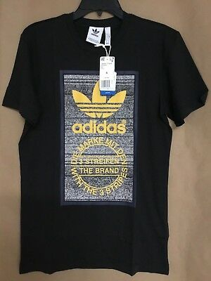 ca6759c9980ce ADIDAS S/S ORIGINAL TRACTION TREFOIL T-SHIRT BLACK CE2240 - $21.59 ...