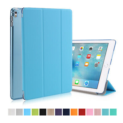 "Smart Slim Leather Case Cover For Apple iPad 9.7"" 2017/2018 5th/6th Generation"