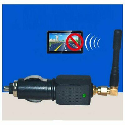 Car GPS Blocker Shielding Interference Device Interceptor Tracking signal Jammer