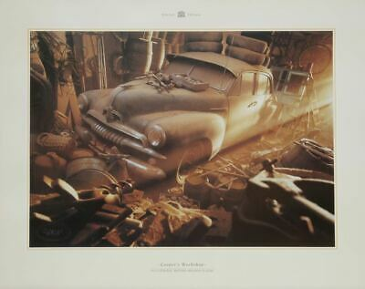 1953 FJ Holden - Poster #101 By Oldshed Productions