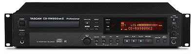 Tascam CD-RW 900 MK2 - Audio CD Recorder