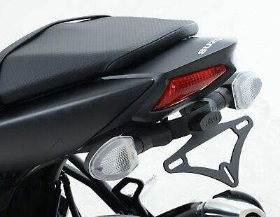 Suzuki SV650 (2016 >On) & SV650X 18-19 R&G Tail Tidy Licence Number Plate Holder