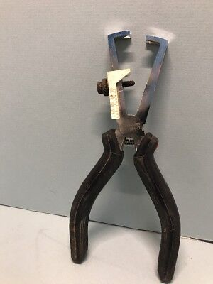 Facom 194-17 Single Wire Stripper With Adjustable Screw Stop