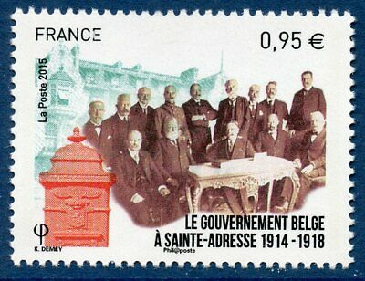 Stamp / Timbre France    N° 4934 ** Gouvernement Belge