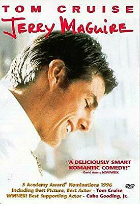 Jerry Maguire [DVD] [1997] [Region 1] [US Import] [NTSC], , Used; Good DVD