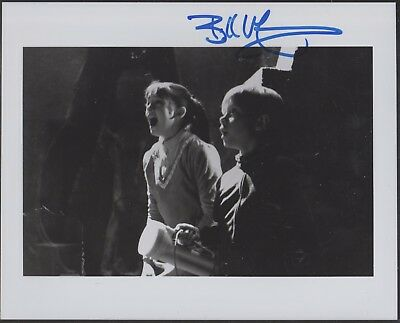 BILLY MUMY Autographed LOST IN SPACE w/Angela Cartwright B&W 8 x 10 Photo W/COA