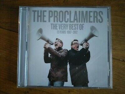 The Proclaimers The Very Best Of 1987-2012 New 2xCD
