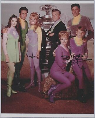 "BILLY MUMY Autographed LOST IN SPACE-Will Robinson COLOR 8""x10"" Photograph W/COA"