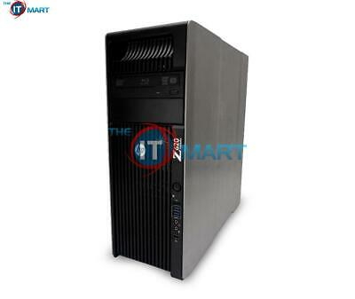HP Z620 Workstation SIX CORE 2.00GHz E5-2620 16GB RAM 500GB TOWER QTY AVAILABLE