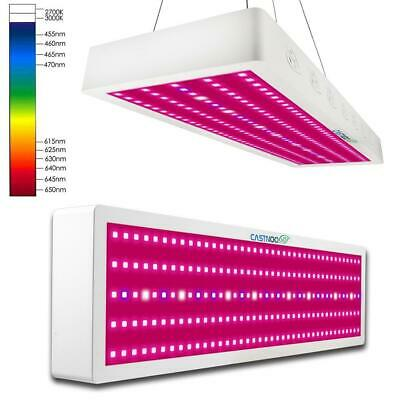 CASTNOO 2000W LED Grow Light Full Spectrum Indoor Hydro Veg Flower Grow Panel AE