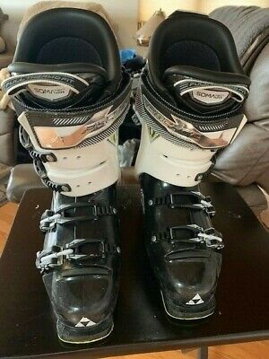 1700fe442 FISCHER VACUUM RC4 130 Used Men's Ski Boots Size 26.5 #568592 ...