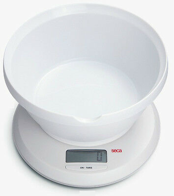 NEW Seca 852 Digital Portion Fitness Food and Nutrition Health Diet Scale