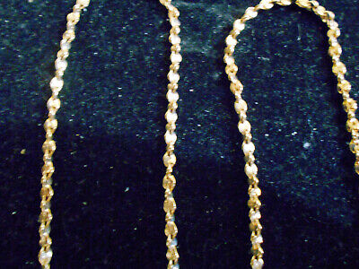 bling silver plated fashion 30 in nugget chain necklace hip hop thin jewelry gp