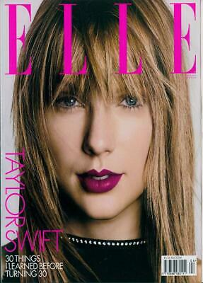 ELLE US - April 2019 - Taylor Swift