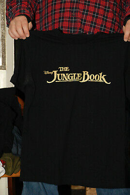 The Jungle Book T Shirt Official Disney Merch Miint- Medium Animation Disneyana