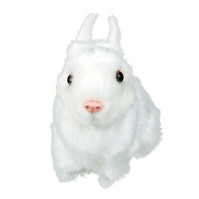 Plastic Rabbit Animals Simulation Durable Models Toys for Students Learning