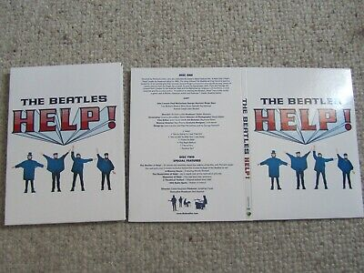 Help! by The Beatles 2 x DVD boxed set