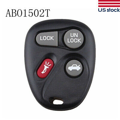 Replacement Keyless Entry Remote Key Fob Clicker Control Beeper for ABO1502T 1pc