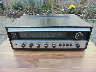 The Fisher 180 Stereo  Receiver in fine condition