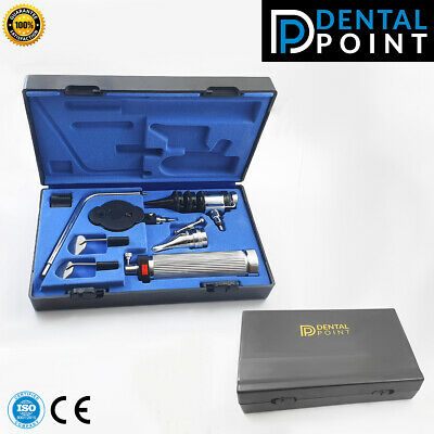 ENT Ophthalmoscope Otoscope Nasal Diagnostic Set ENT Diagnostic Examination Kit
