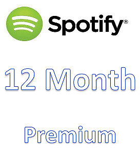 Spotify Premium Account 12 Months [PRIVATE]  Fast Delivery - Warranty ✅