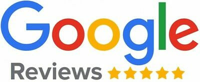 5 x 5* Google Review Fast Delivery