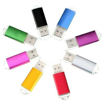 16GB USB 2.0 Bright Memory Stick Flash Pen Drive Thumb U Disk Storage D3G3