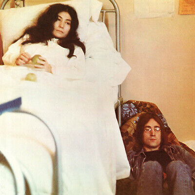 John Lennon and Yoko Ono : Life With the Lions: Unfinished Music No. 2 VINYL