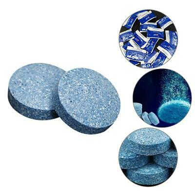 10x Car Windscreen Window Cleaner Wash Tab Glass Effervescent Tablets Auto Care