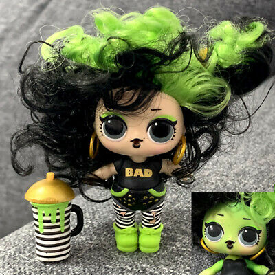 Real Lol surprise doll Series5 Hairgoals UltraRare BHADDIE Authentic Doll