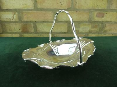 A nice vintage Silver plated Entree dish bowl EPNS
