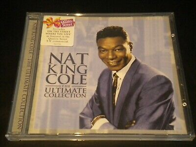 Nat King Cole - The Ultimate Collection - CD Album - 1999 - 21 Great Tracks
