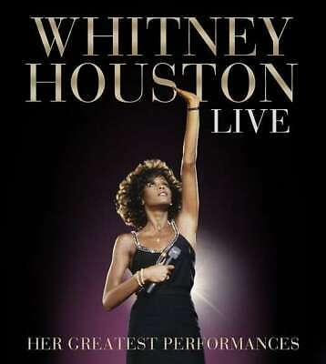 NEU DVD Whitney Houston - Live: Her Greatest Performances (DVD + CD) #G58392363