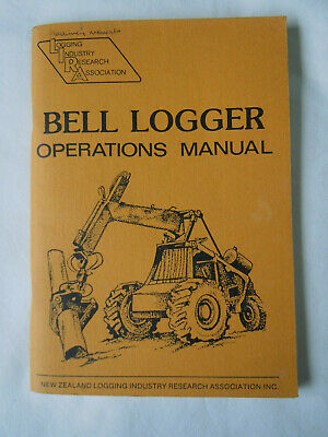 @Vintage Bell Logger Operations Manual@