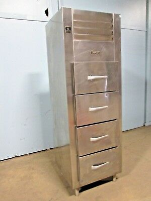 """""""Traulsen Rfs126N"""" H.d. Commercial (Nsf) 4 Drawers Upright S.s. Refrigerator"""