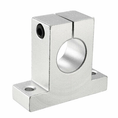 SK25 Linear Motion Rail Clamping Rod Rail Guide Support for 25mm Dia Shaft