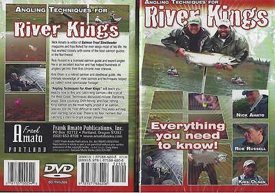Angling Techniques for River Kings