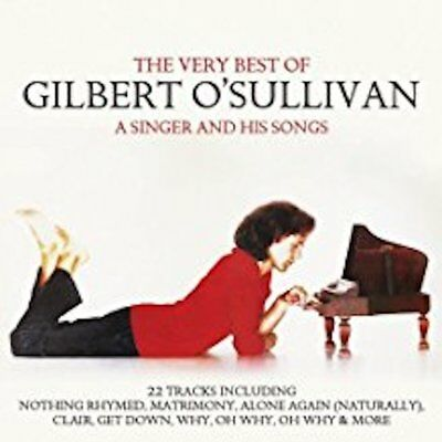 Gilbert O'Sullivan - The Very Best Of (New And Sealed)