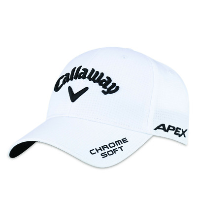 Callaway Golf 2019 Tour Authentique Performance Pro Casquette Réglable (Blanc)