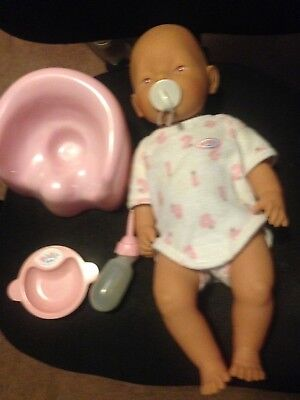 Baby Born Doll And Accessories