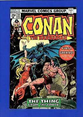 Conan The Barbarian #56 Nm- 9.2 High Grade Bronze Age Marvel