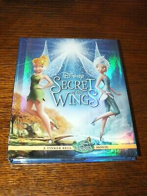 DISNEY Secret of the Winds Target Exclusive 2 Disc Blu-Ray Digibook WoW!