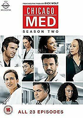 Chicago Med: Season Two [DVD], , Used; Very Good DVD
