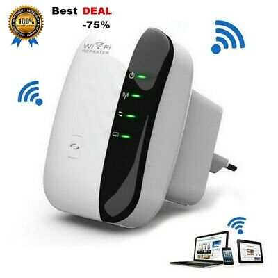 Plug&Surf רפיטר מתקדם - Free Shipping 300Mbps Wireless WiFi Repeater